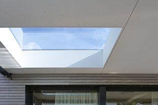 Composite Glazing – «Spirituelle» Glasoberlichter #design