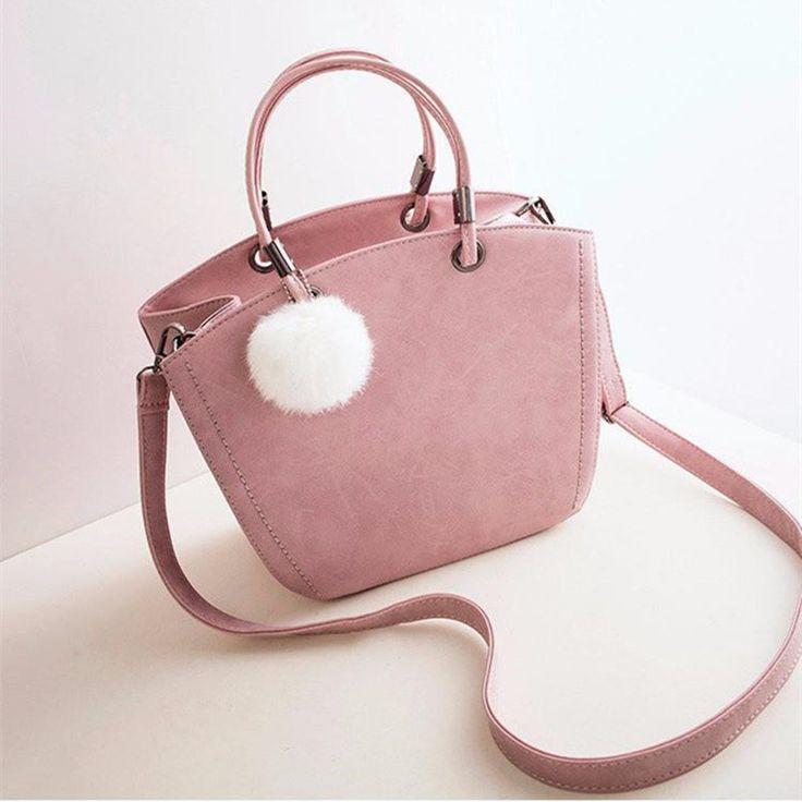 New Fashion Women Shoulder Bag Vintage Winter Woman Handbag Lovely Suede Messenger Bag Crossbody Bag For Women //Price: $37.80 & FREE Shipping //     #womenhandbags