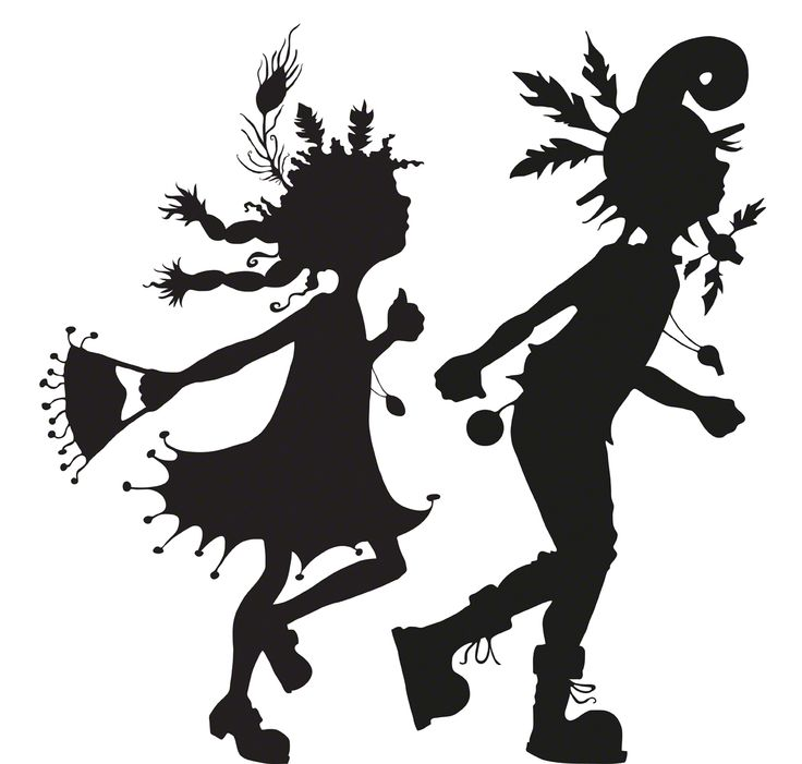 Sihouette art for children hobblers silhouette people silhouette artwork