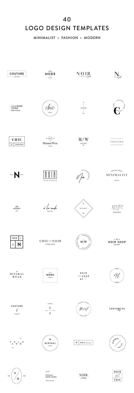 Logo-Design, Branding, Mode-Logo, Lifestyle-Marke,…