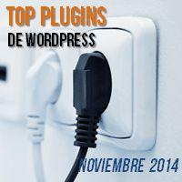 Top Plugins gratuitos de WordPress: El 'Top 5′ de Noviembre