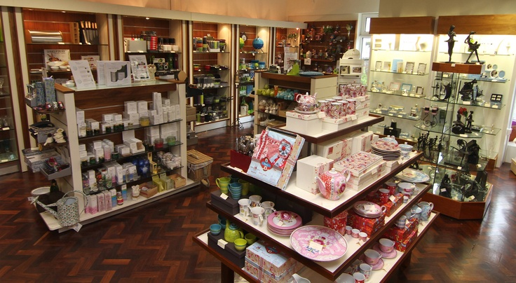 The Giftware Department