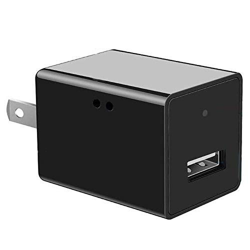 hidden camera wireless spy usb wall charger home security on usb wall charger id=11446