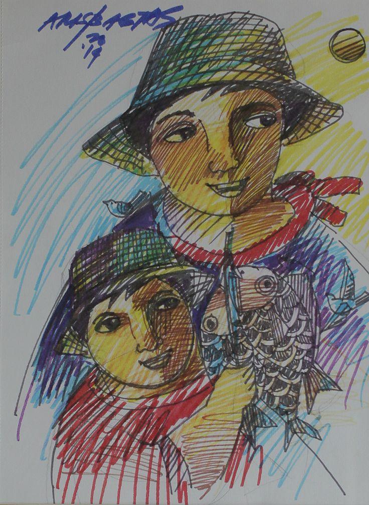 Aris Bagtas Collection Filipino art, Artist, Visual artist