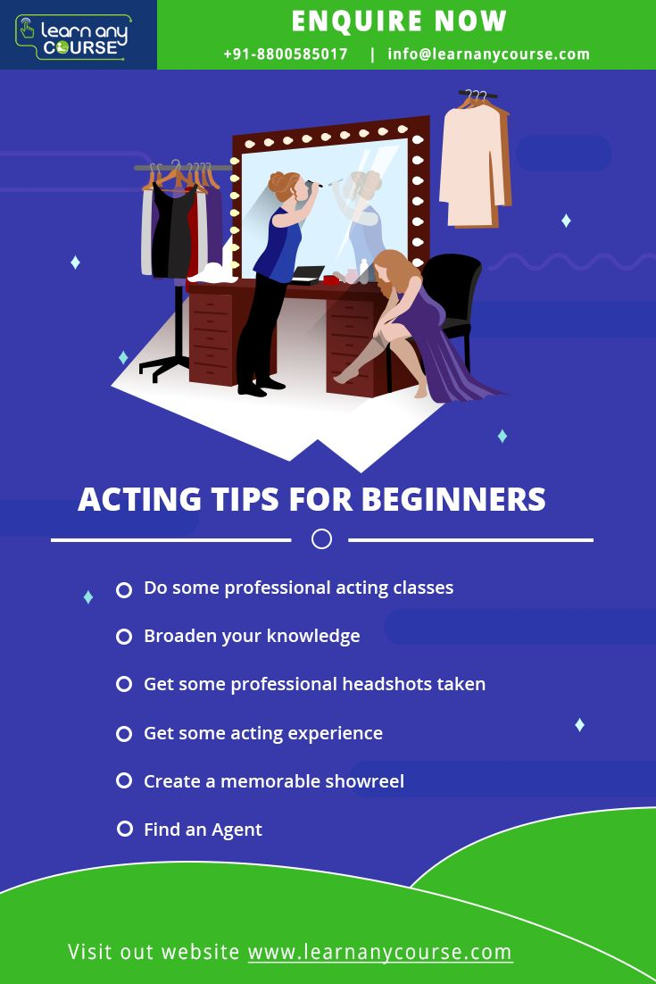 Best acting classes how to memorize things online