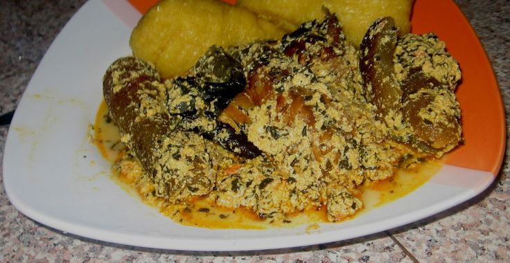 how to cook egusi soup mixed with ogbono