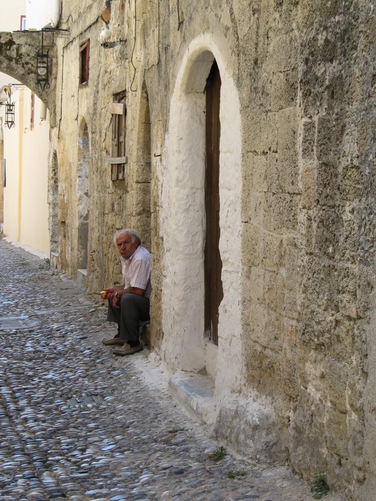 Rhodos - Agios Fanouriou