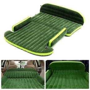 Aufblasbare Matratze Auto Rücksitz Luft Bett Verlängern Sie Kissen Dedicated für SUV Sale - Banggood Mobile