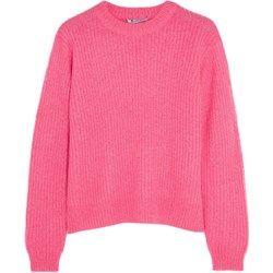 Sweter damski T by Alexander Wang - NET-A-PORTER