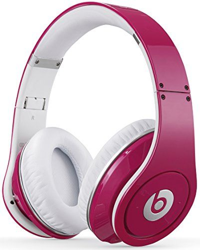 #Beats by Dr. Dre #Studio #Casque Audio Supra-Auriculaires – Rose #BeatsbyDre