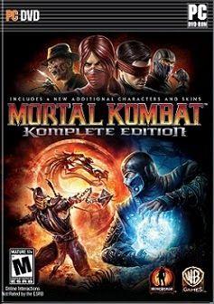 Mortal Kombat Komplete Edition 2011