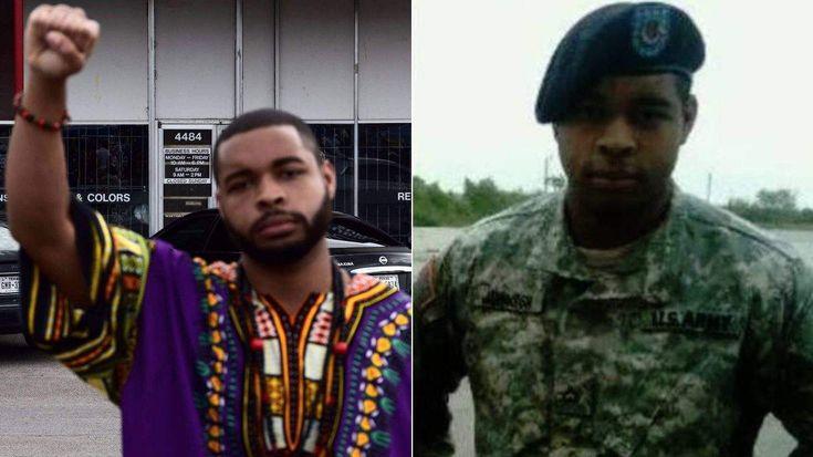 Dallas Cop Shooter Identified As 25 yr Old Micah Xavier Johnson - http://urbangyal.com/dallas-cop-shooter-identified-25-yr-old-micah-xavier-johnson/