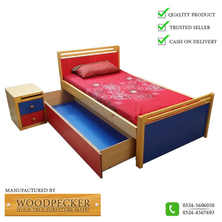 Buy Elegant Single Bed in Pakistan & Contact the Seller