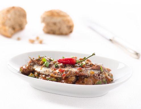 Sardellen-Katerfrühstück Rezept