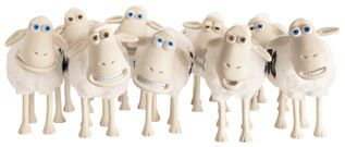 Serta Counting Sheep: Enjoying Features, Mattress Center, Sleep Problems, Serta Sheep, Counted Sheep, Serta Counted, Sheepish Sheep, Features Stories, Mattress Pads