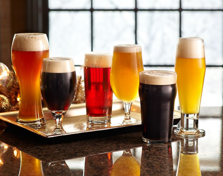 17 best images about scrolls of the brewmaster on for Craft brew beer tasting glasses