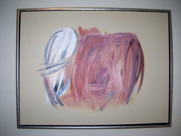 Akrylmaleri 60 x80  (afsat 2009 )