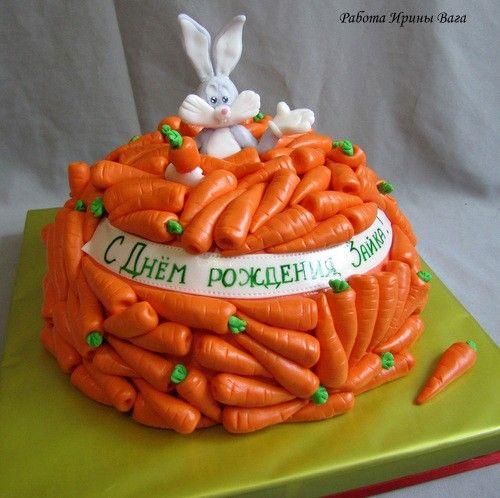 Торт для Ольги Панчо: сметанные ванильные и шоколадные коржи, персики, вишня, сметанный крем, мастика, 4,2 кг