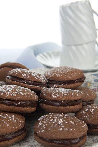 Chocolate Fudge Cookies Recipe, so soft and chocolatey #cookies #chocolate #recipe