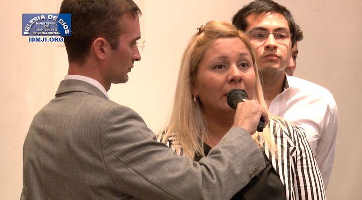 Testimonio en Estudio Bíblico de Buenos Aires Argentina