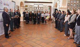 Reconocen al General Ricardo Gómez Nieto como Visitante Distinguido