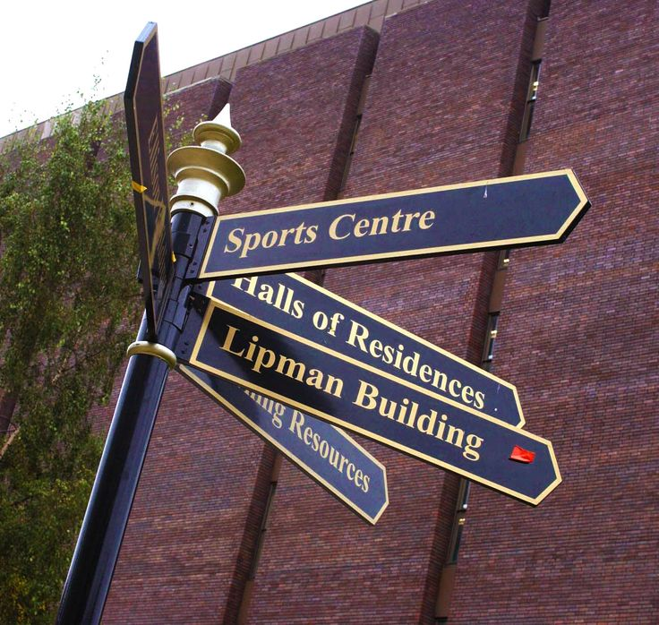 Which way are you going? | City Campus | Northumbria University