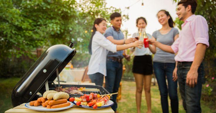 Backyard BBQ Party Essentials