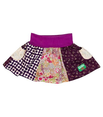 Sweet Pea Skirt http://www.oishi-m.com/collections/whats-new-bottoms/products/sweet-pea-skirt