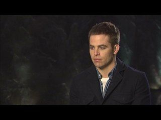 Jack Ryan: Shadow Recruit: Chris Pine Interview --  -- http://wtch.it/CdhF5