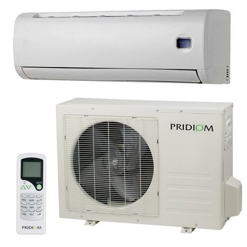 Pridiom 9 000 Btu Single Zone Ductless Mini Split Home