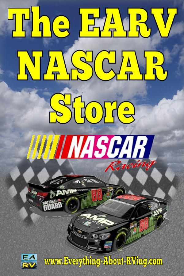 OK so this is not RV related. But, if you are reading this we know that you are a NASCAR Fan just like we are at Everything About RVing.  We have searched the internet for the best NASCAR Collectibles and we hope that you will find what you are looking for at the EARV NASCAR Store.  Visit Our Store: http://www.everything-about-rving.com/nascar.html  #nascar #nascarcollectibles