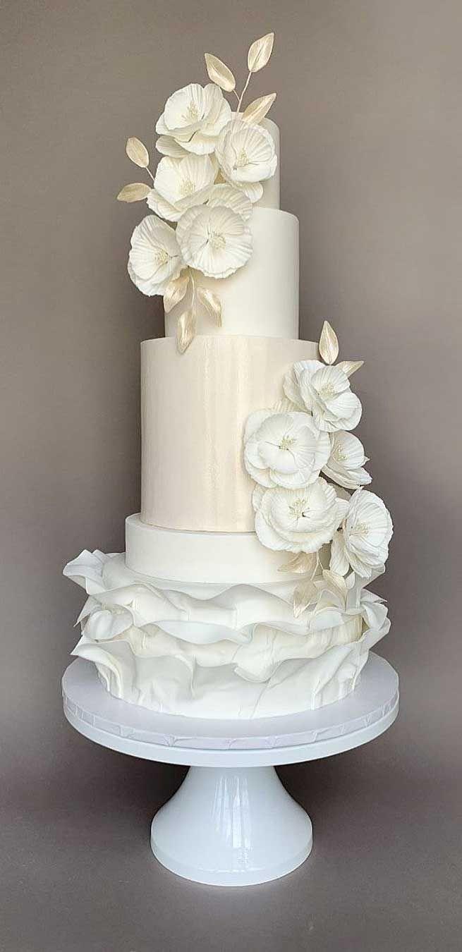 Diese Hochzeitstorten sind unglaublich atemberaubend – Wedding