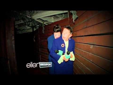 I love Ellen Degeneres...I literally had tears rolling down my cheeks watching this