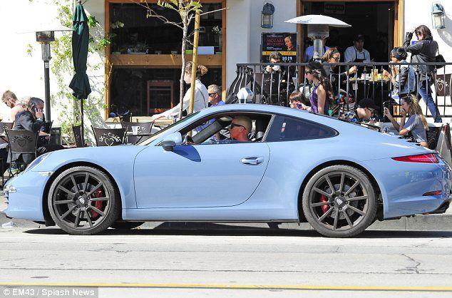 Wiz khalifa, Porsche and Sky on Pinterest