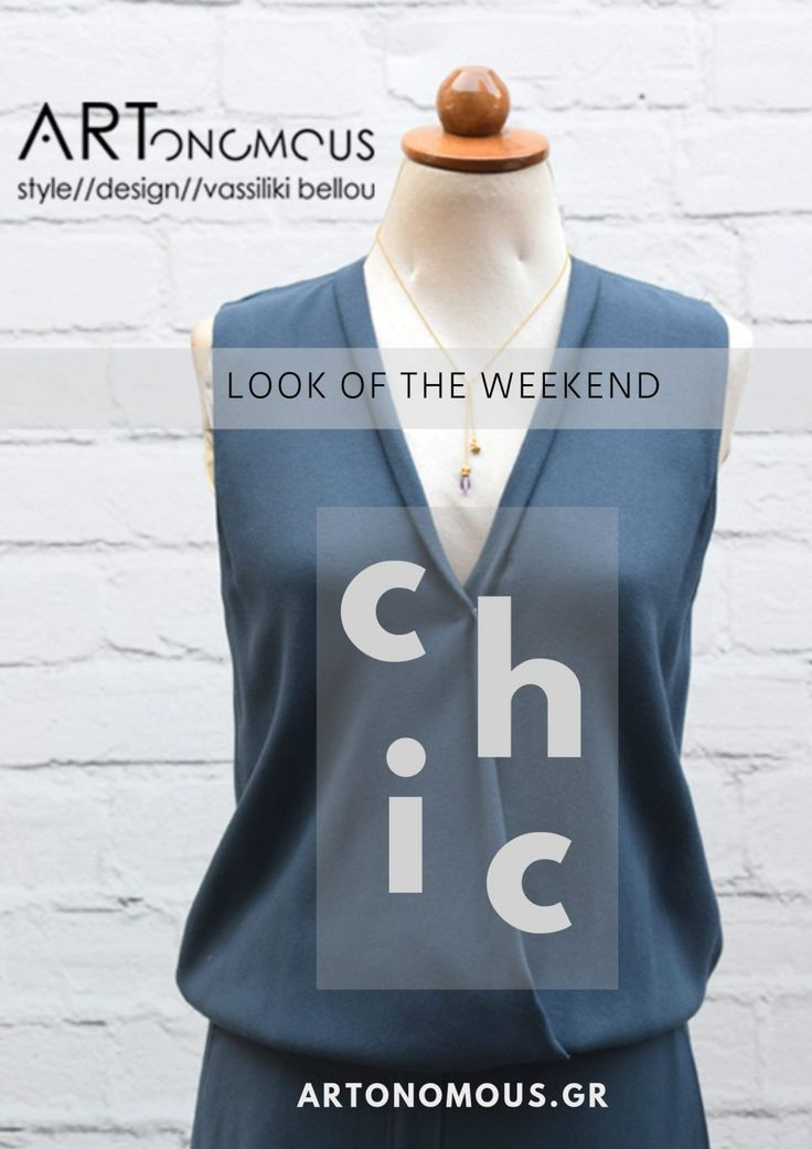 Look of the weekend by ARTonomous