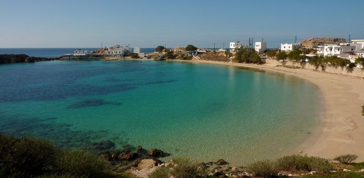 VISIT GREECE| Lefkos Beach, Karpathos, Dodecanese #Greece www.facebook.com/skala.karpathos
