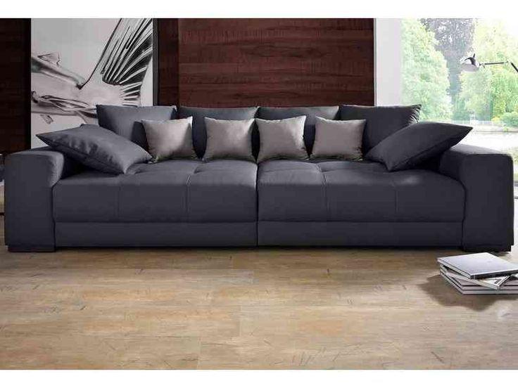 Jetzt Big Sofa Mit Boxspringunterfederung Gunstig Im Cnouch Online Shop Bestell Neue Dekoration Grosse Sofas Sofa Design Moderne Couch