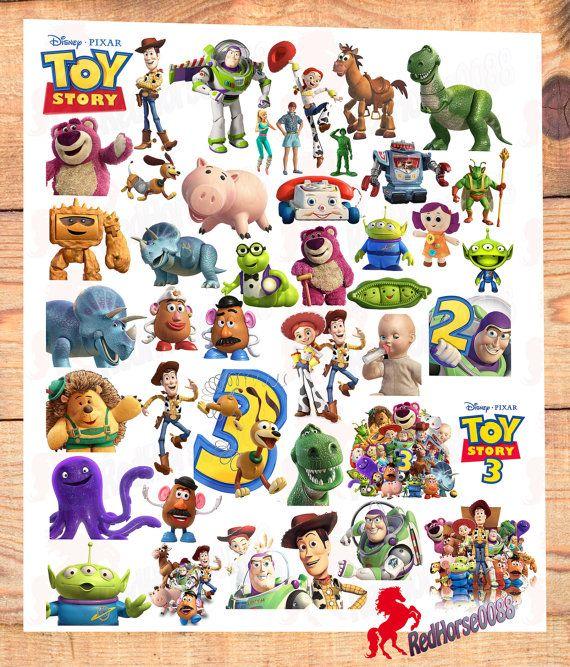 Pin By Belinda Darmawan On Bday Toy Story Pixar