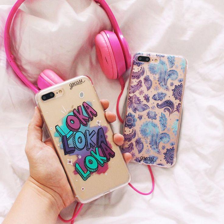 ✌ Queremos ver seu smartphone pedindo para chorarem no colo da patroa! {cases: loka e purple} [FRETE GRÁTIS A PARTIR DE DUAS GOCASES] ✨ #gocasebr #instagood #iphonecase #iphone7plus #carnaval #carnaval2017 #voudegocase