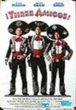 Üç Kabadayı - Three Amigos (1986) Türkçe Dublaj ve Altyazılı 720p izlemek için tıkla:  http://www.filmbilir.net/uc-kabadayi-three-amigos-1986-turkce-dublaj-ve-altyazili-720p-izle.html   Süre: 104 Dk. Vizyon Tarihi: 1986 Ülke: ABD Sessiz film döenminde three amigos adı ile çevirdileri filmler bir dönem iş yapmış üç aktör işsiz kalmışlardır. Bu arada Meksika'nın bir köyünde El Guapo isimli haydut ortalığı haraca bağlamış ve terör estirmektedir. El Guopa'dan bıkan köy halkı tüm paralarını…