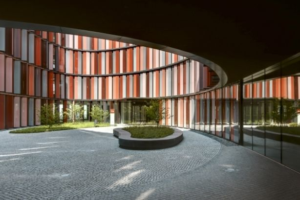 Designing for Tomorrow | Cologne Oval Offices / Sauerbruch Hutton