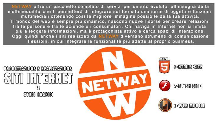 Siti internet Netway srl