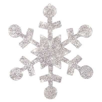 """Target : Philips 25"""" Lighted Double Sided String Snowflake : Image Zoom"""