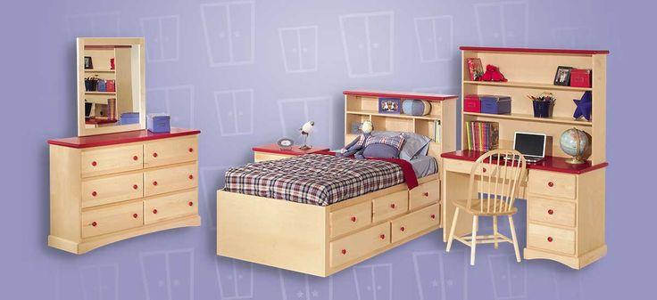 Moonstruck Children's Furniture Set: Bedroom Furniture for Kids