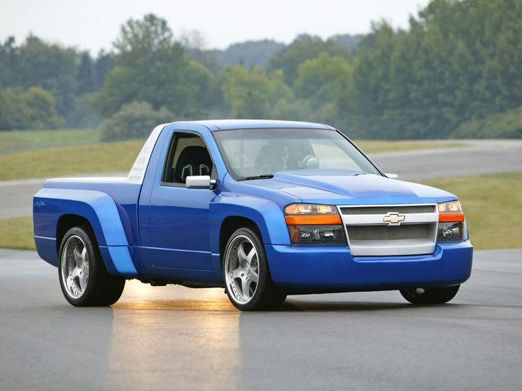 2004 Chevrolet Colorado Cruz Concept