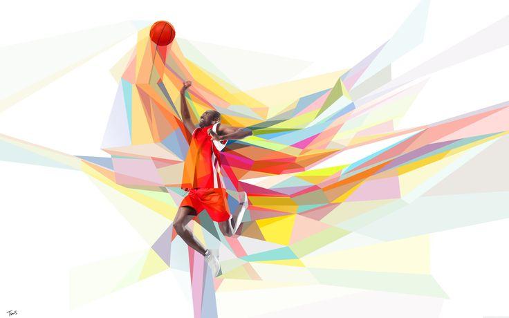Funky Desktop Wallpaper Basketball HD Wallpapers Basketball