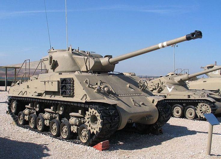 M50 Sherman
