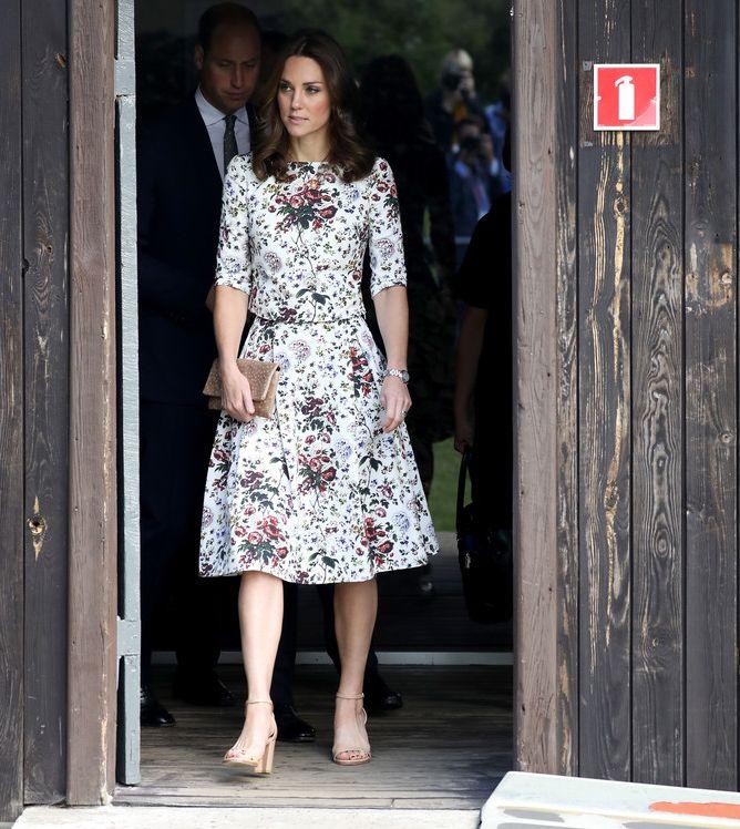 Kate William et les enfants un atterrissage en douceur en Pologne   Dans le boudoir de Kate Middleton