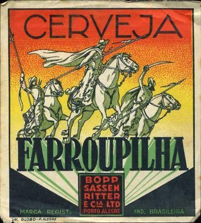Cervejaria Continental - Cerveja Farroupilha (Porto Alegre/RS)