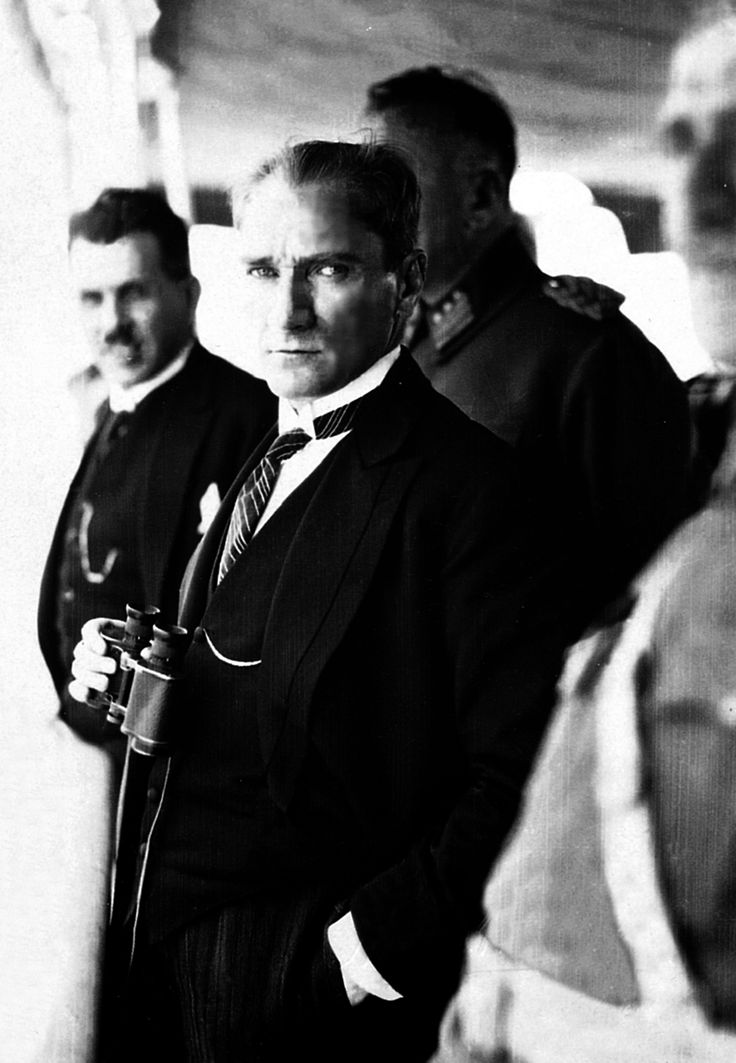 Mustafa Kemal Ataturk ( 19 May 1881 - 10 November 1938 ) is the founder of modern Turkey.